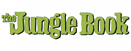 Download The Jungle Book PNG Clipart 420x163 For Designing Projects.