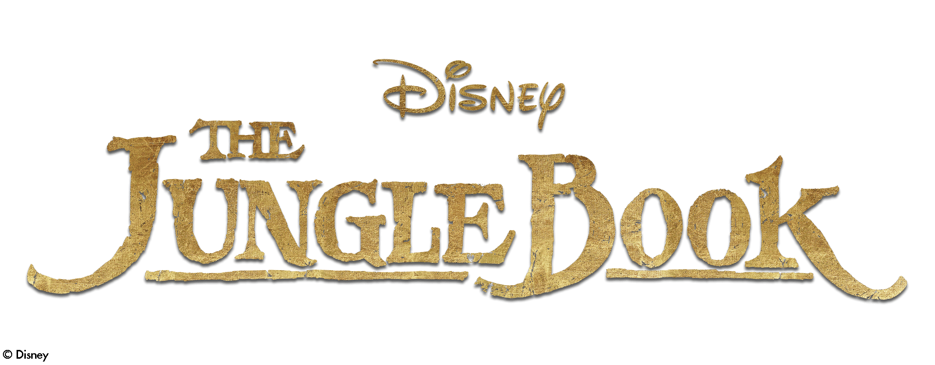 The Jungle Book Logo.