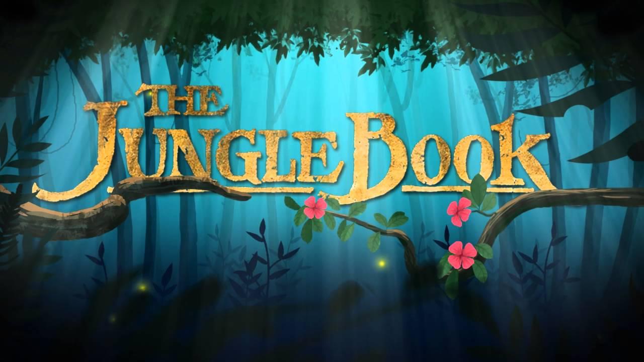 Jungle Book LOGO.