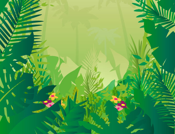 Free Jungle Clip Art Pictures.
