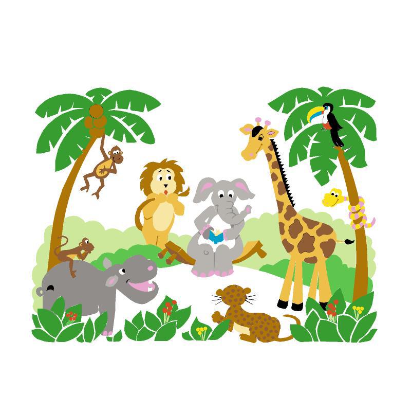 Jungle Story.