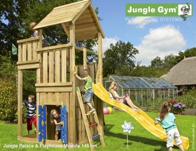 Jungle Gym Palace.