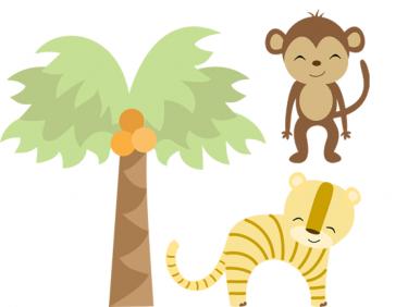 14+ Free Jungle Clip Art.