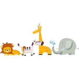 safari bubble bath gels for safari or jungle themed baby.