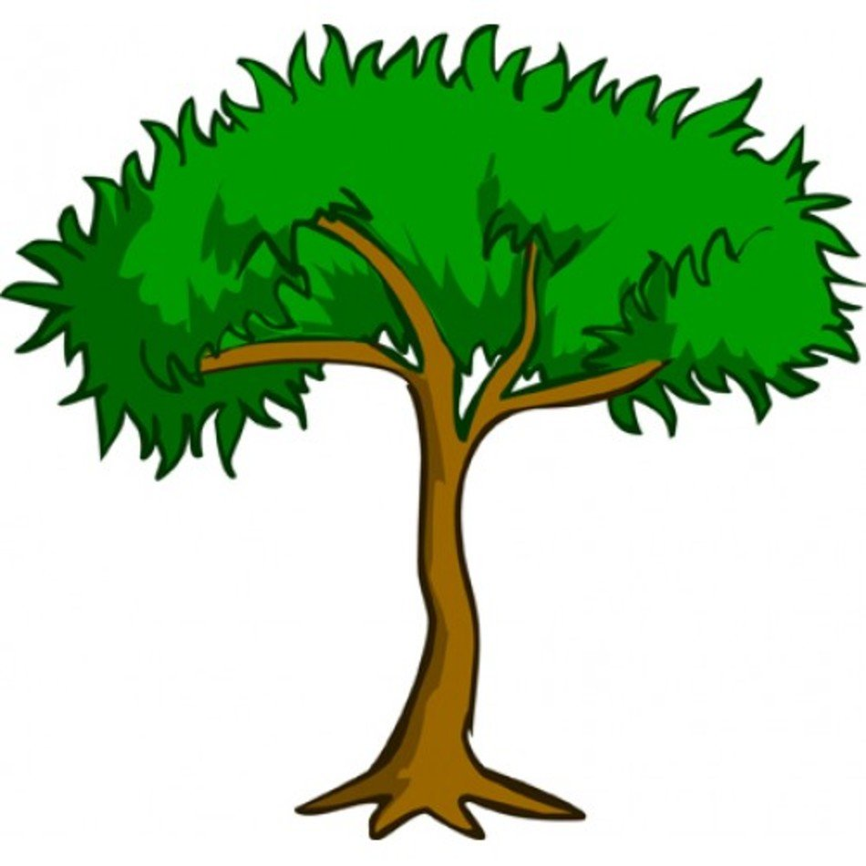 10 Cartoon Jungle Trees Frees That You Can Download To clipart free.