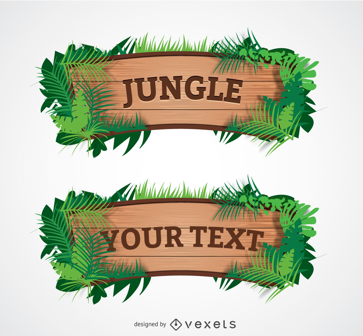 Jungle Vector & Graphics to Download.