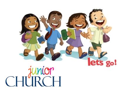 Junior Church.