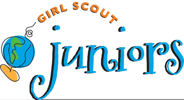 Girl Scouts Clipart Junior.