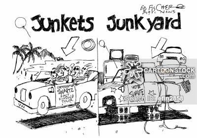 Junkets Cartoons and Comics.