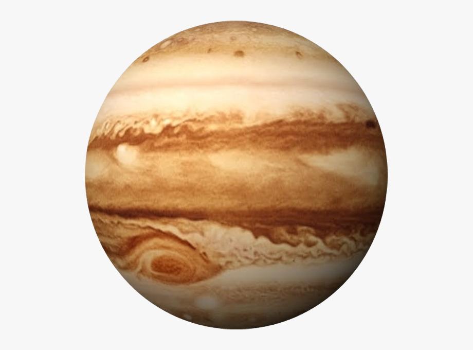 Jupiter Png File.