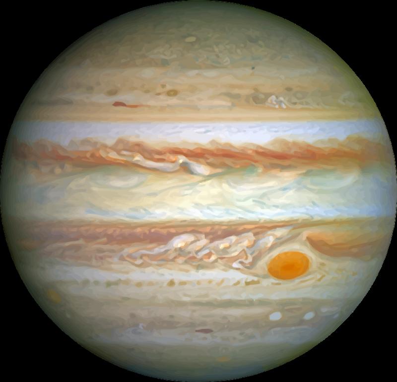 Free to Use & Public Domain Jupiter Clip Art.