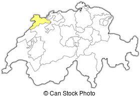 Map jura Vector Clipart Royalty Free. 39 Map jura clip art vector.