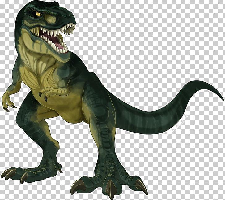 Tyrannosaurus Velociraptor Allosaurus Indominus Rex Jurassic Park.