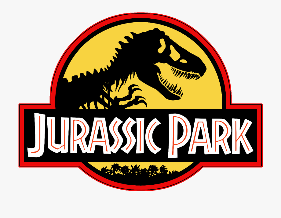 Jurassic World Clipart Logo.