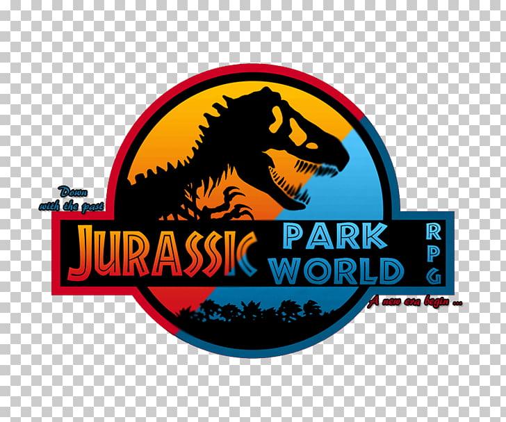 Logo Jurassic Park Dinosaur Brand Font, Jurassic Park Logo.