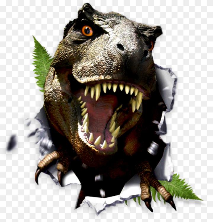 Jurassic World Evolution Tyrannosaurus V #89266.