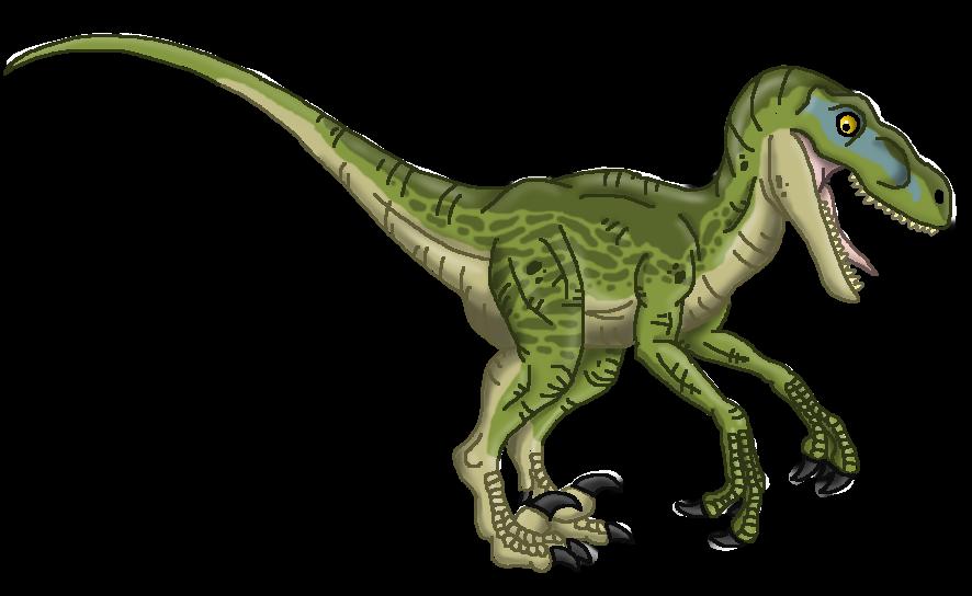 Jurassic Park by Alien.