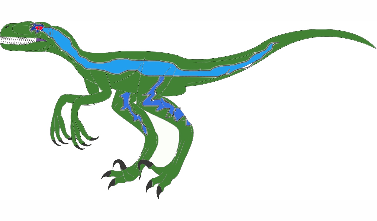 Showing post & media for Cartoon jurassic world raptor base.