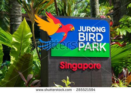 Jurong Bird Park Stock Photos, Royalty.