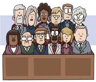 Free Jury Duty Clipart.