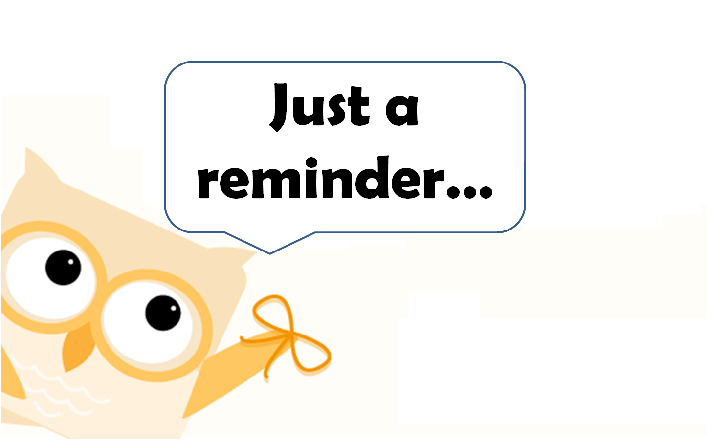 Library of just a friendly reminder clip freeuse png files.