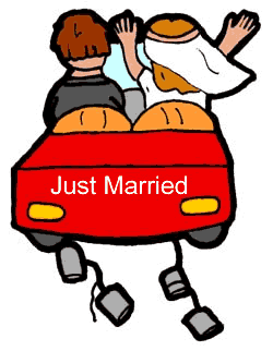 Married Clipart.