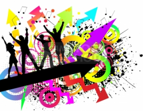 Just Dance Clipart.