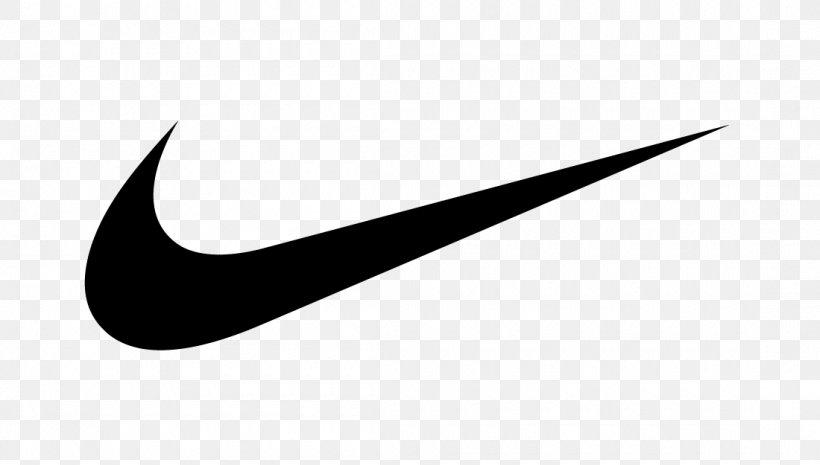 Swoosh Nike Just Do It Logo Clip Art, PNG, 1100x625px.