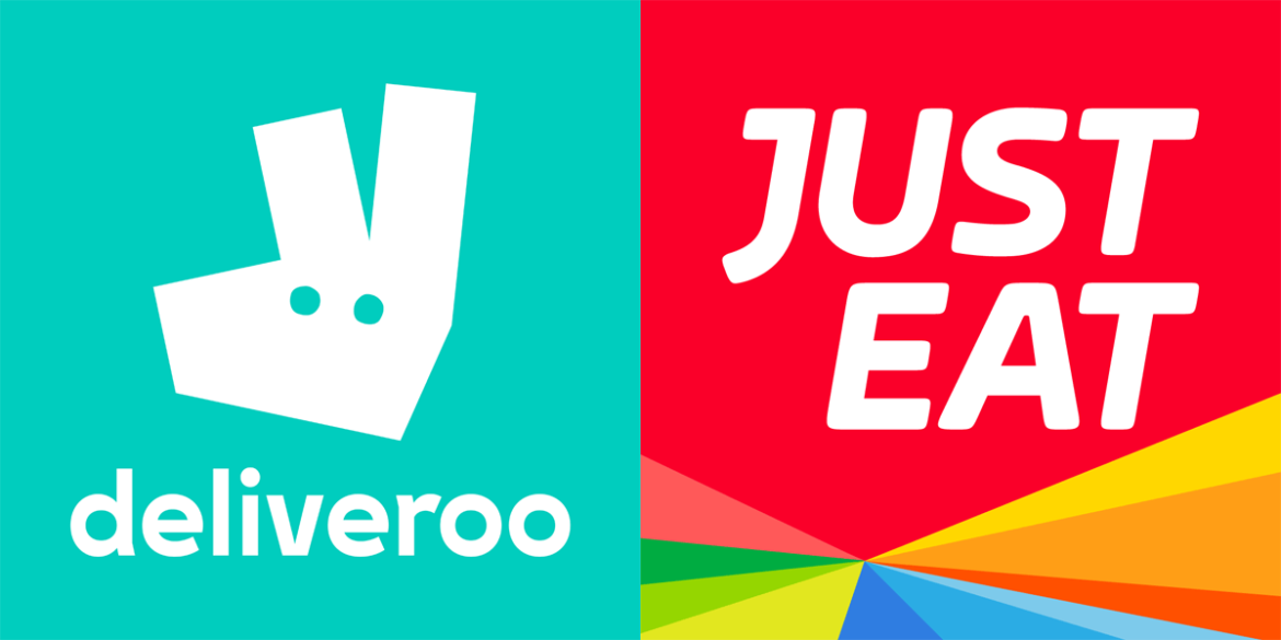 Deliveroo / Just Eat • The Burger Joint.