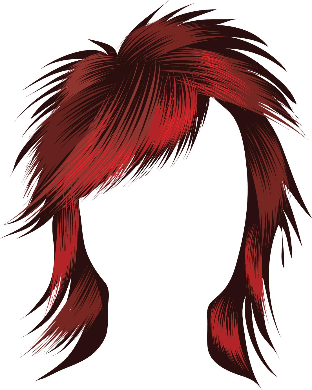 Just Hair Clipart.