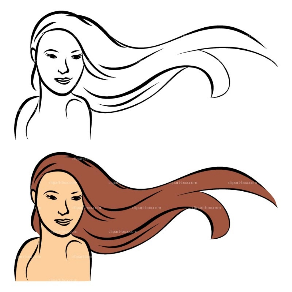 just hair clipart just hair clipart clipart hairstyle royalty free.