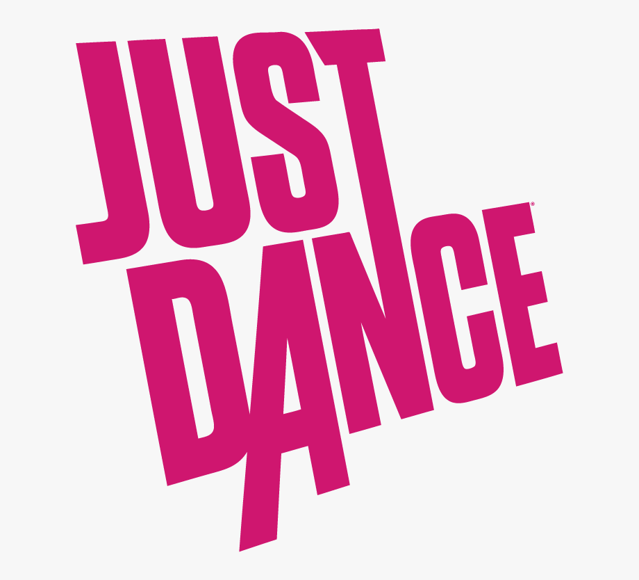 Just Dance Game Logo, Cliparts & Cartoons.
