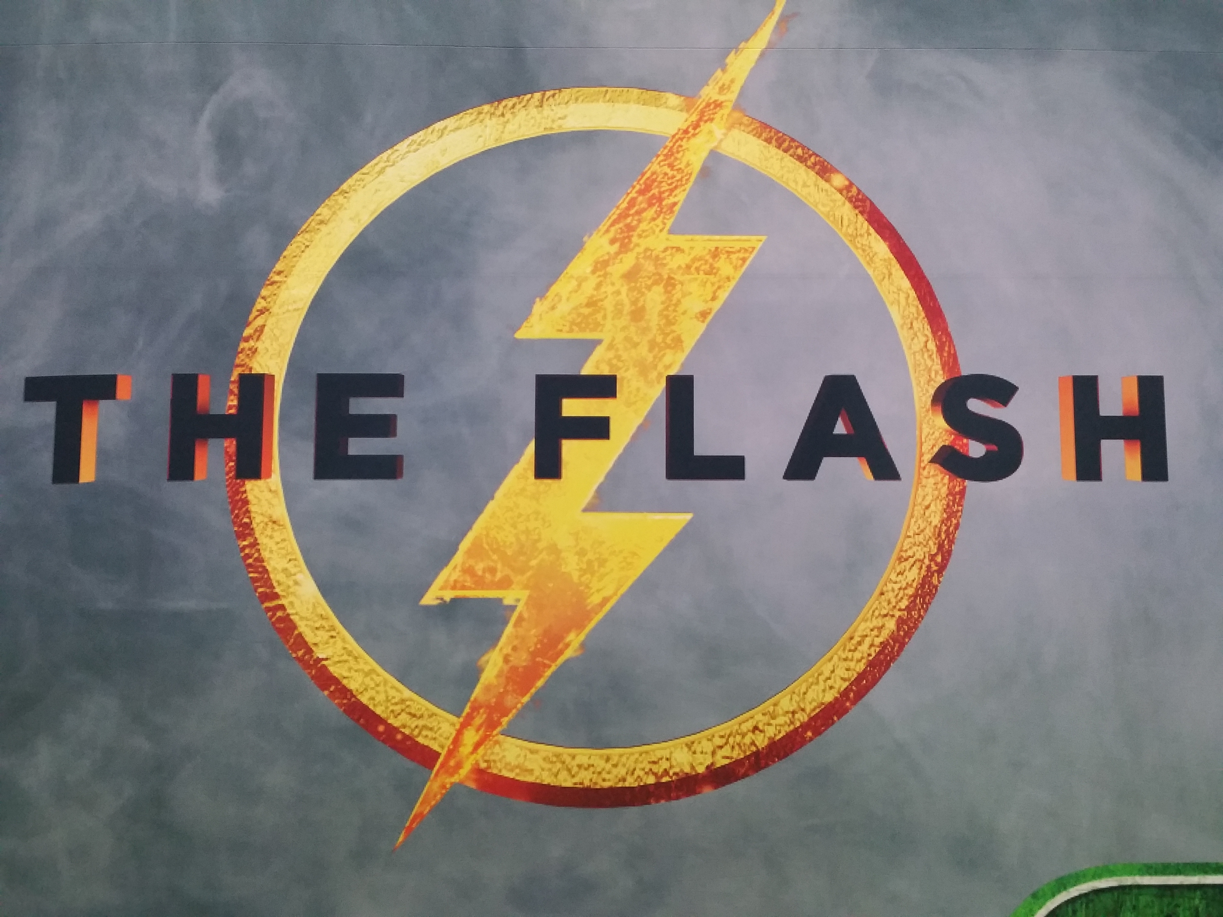 DC Movies: Logos Revealed for Aquaman, The Flash, More.