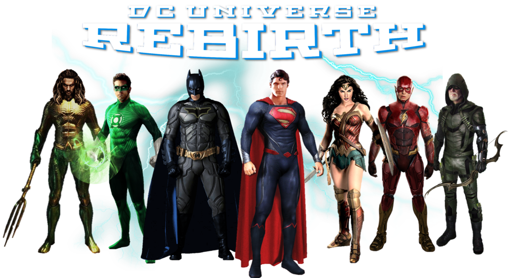 Download Justice League PNG File 1.