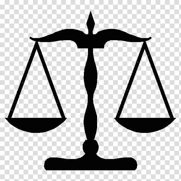 Decal Sticker Measuring Scales Justice , lawyer transparent.