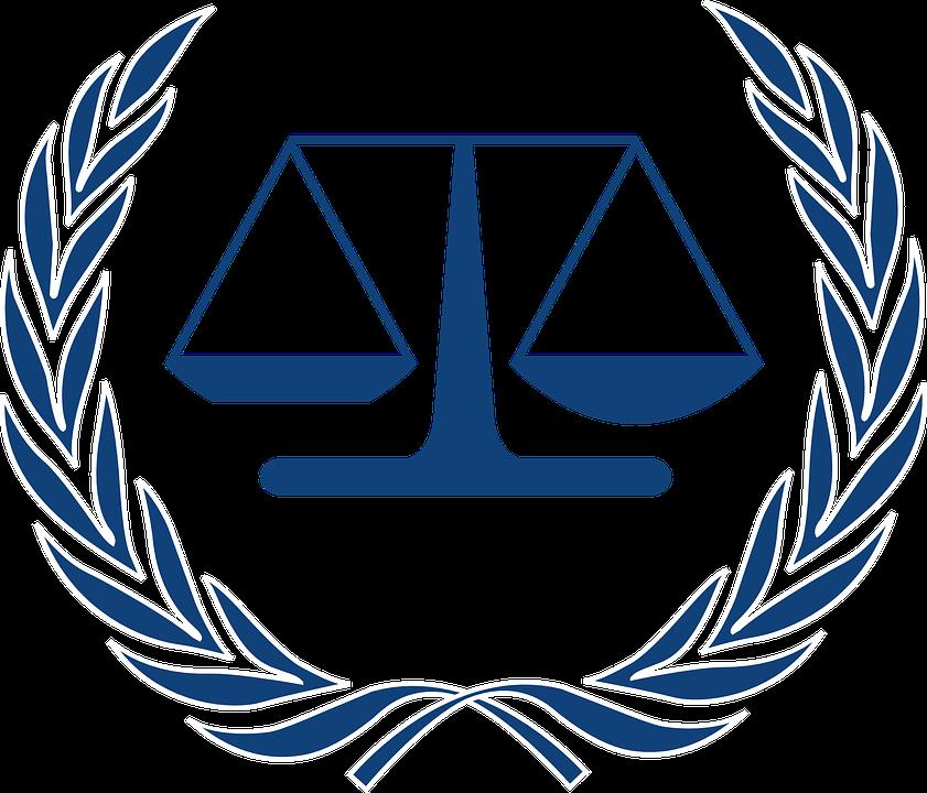 Scale Justice Judge.