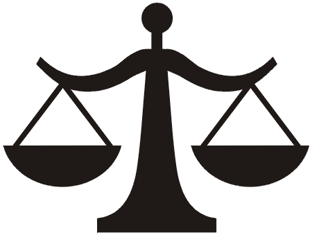 justice scales clipart - Clipground