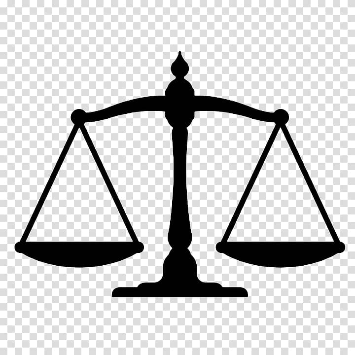 Lady Justice Measuring Scales Symbol, symbol transparent.