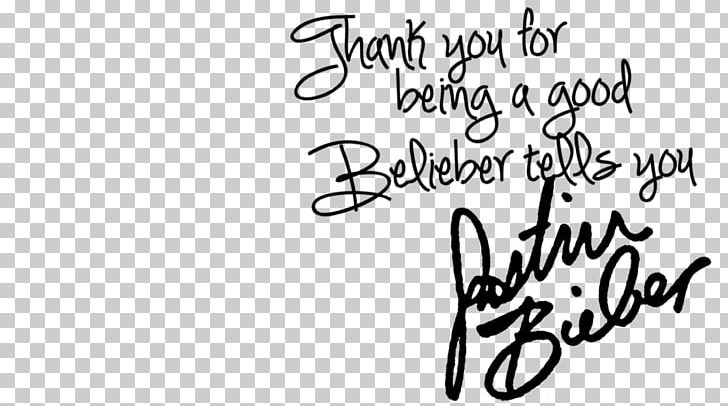 Justin Bieber: Never Say Never Music Logo Calligraphy Font PNG.