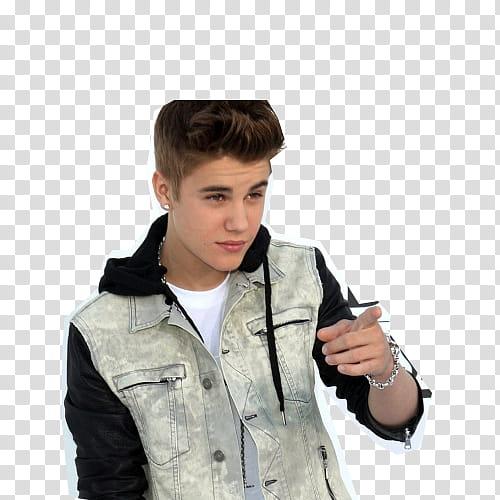 Justin Bieber Billboard Awards transparent background PNG.