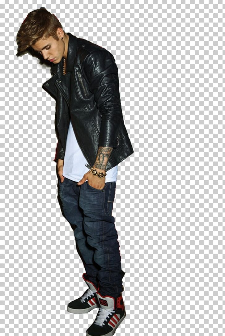 Justin Bieber Leather Jacket Photography Adidas Art PNG.