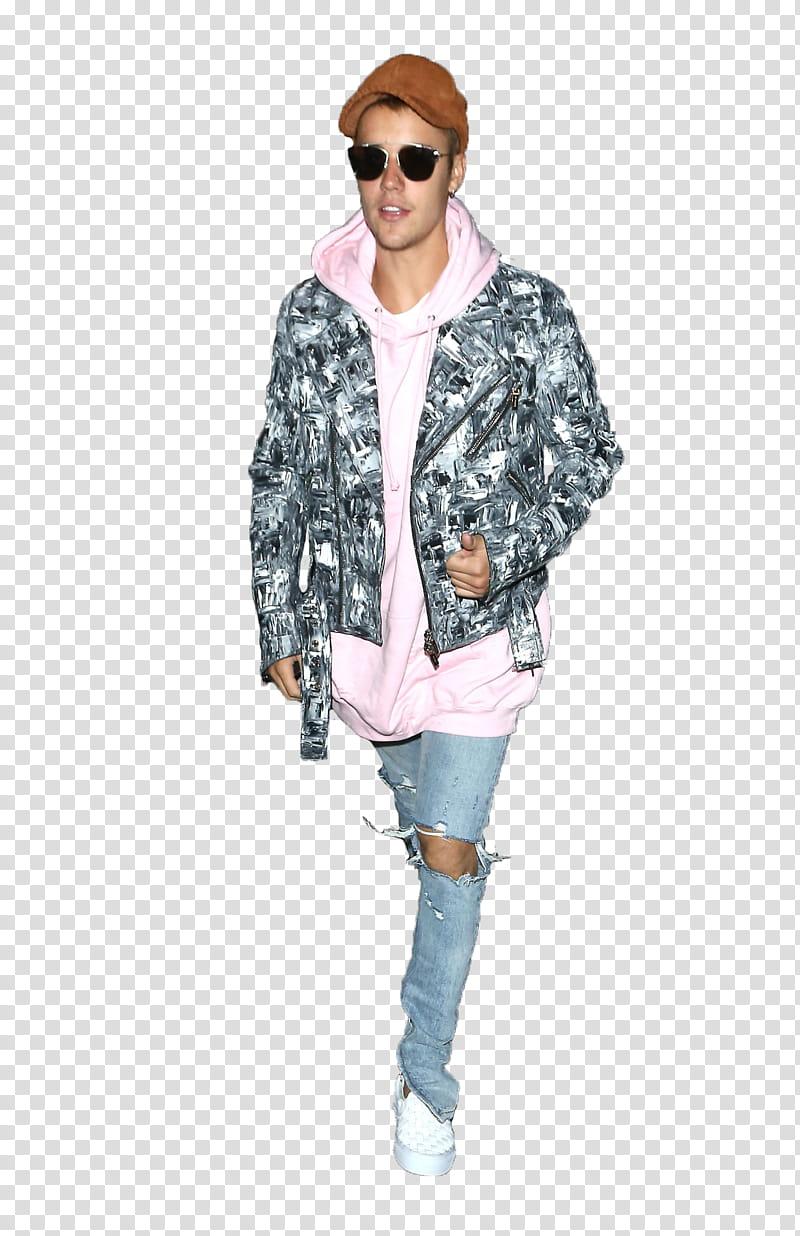 Justin Bieber transparent background PNG clipart.