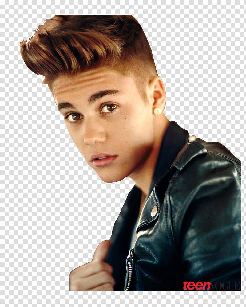 Justin Bieber shoot TeenVongue , Justin Bieber transparent.