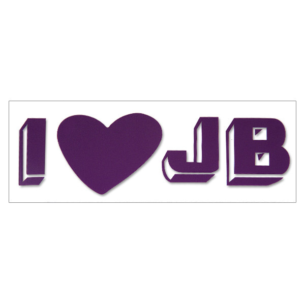 Galleries Tattoo: i heart justin bieber logo.