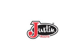Justin boots Logos.
