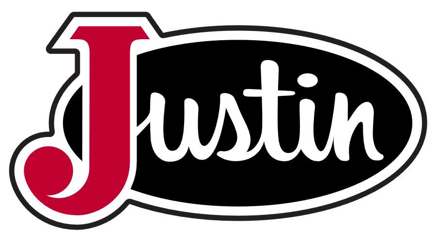 Justin Boots Logo Vector.