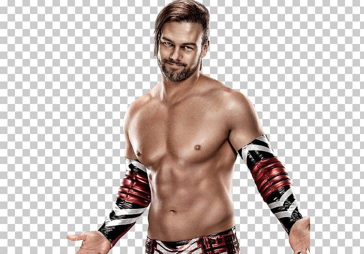 Justin Gabriel WWE 2K15 Professional Wrestling World.
