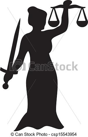 Justitia Vector Clipart Royalty Free. 249 Justitia clip art vector.