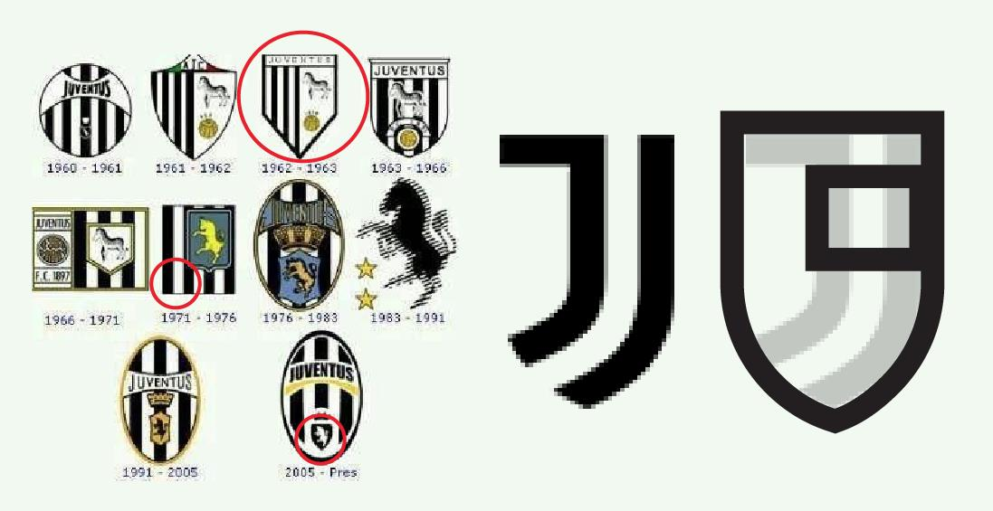 We love the new Juventus logo and here\'s why it\'s so.