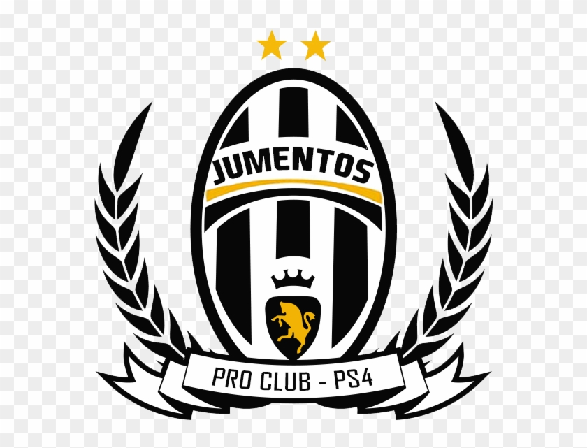 Black And White Juventus Logo, HD Png Download.